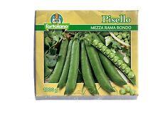 PISELLO MEZZA RAMA RONDO H.80 - 100 CM  CICLO MEDIO CONF. KG.1