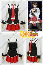 Bible Black Uniform Cosplay Costume csddlink outfit