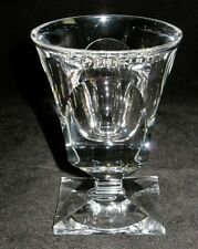 "Moser ARGENTINA 16400 Aperitif, Cordial or Liquor Glass 2 1/2"" Tall x 2"" W"