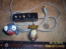 """DELL WK838 XPS M2010 AUDIO/VIDEO/IR PORT W/CABLE 74"""" CN-0WK838 *QTY AVAILABLE"""