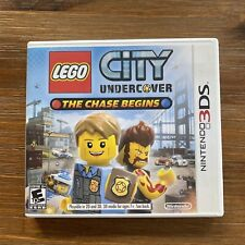 LEGO City Undercover: The Chase Begins CIB Tested (Nintendo 3DS, 2013)