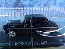 1/43 Magazine Series Moskwitsch 407