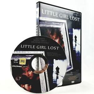 Little Girl Lost DVD Tella Brady True Child Abuse Tess Harper Frederic Forrest