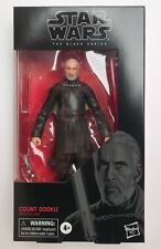 "STAR WARS The Black Series - 6"" COUNT DOOKU Action Figure **NEW IN BOX**"