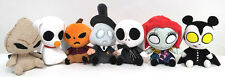 Disney's Tim Burton's The Nightmare Before Christmas Mopeez Set of 7