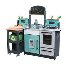 Garden Gourmet Play Kitchen with EZ Kraft Assembly™ by KidKraft