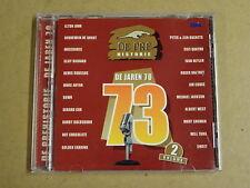CD DE PREHISTORIE / DE JAREN 70 - 1973 VOL.2