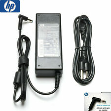 Original Genuine 90W 19.5V 4.62A AC Power Adapter for HP ENVY 15-J084ca Notebook