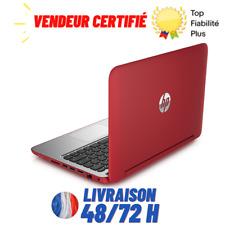 "HP X360 310 G1 ORDINATEUR HYBRIDE SSD 250Go DDR3 4Go 2,6Ghz Tactile 11,6"" WIN 10"