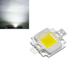 10w chip led bianco freddo alta luminosità 9-12 volt 6000-6500K