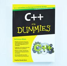 C++ für Dummies - verstehen und programmieren lernen - Davis - Wiley