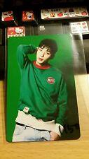B.a.p jongup japan jp official photocard card Kpop K-pop
