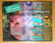 1991 Royal Mail Special Stamps Year Book No 8 - Still Sealed