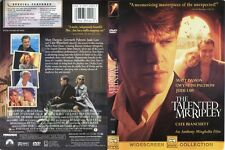 The Talented Mr. Ripley Dvd Widescreen