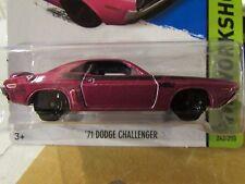 Hot Wheels '71 Dodge Challenger HW Workshop KMart Exclusive
