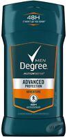 Degree Men Adventure Advanced Protection Antiperspirant Deodorant, 2.7 oz 4pk