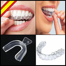 PROTECTOR BUCAL FUNDA DENTAL DIENTES BRUXISMO BOCA TENSION BLANQUEAMIENTO ORAL