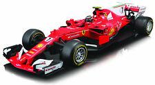 Ferrari SF70H #7 Kimi Räikkönen 2017 Formula1 - 1:18 Bburago