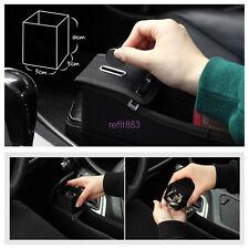 Leather Catch Catcher Box Car Seat Gap Slit Pocket Storage Organizer coin box