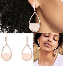 c1007fbd0 Mimco ❤ ❤ ❤ New Figment $99 Rose Gold Drop Earrings Stylish +