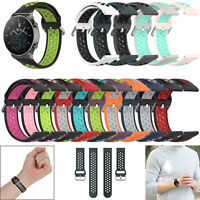 Soft Watch Strap Band Sports Wristband for Huawei Watch GT2 Pro/GT 2e SmartWatch