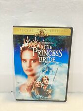 The Princess Bride (Dvd 1987) Special Edition- Fred Savage, Andre The Giant