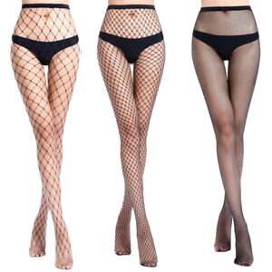 Stockings Pantyhose Fishnet Stocking Mesh Tights Thigh High Socks Sexy Nylon