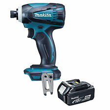 MAKITA 18V LXT DTD146 DTD146Z IMPACT DRIVER AND BL1840 BATTERY DTD152Z