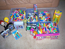 HTF HUGE ESTATE NEAT VARIETY  LOT PEZ COLLECTION  DISPENSERS RETIRED AND SETS