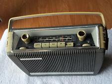 Blaupunkt DERBY Kofferradio von 1964 für Oldtimer wie VW Käfer, spielt gut