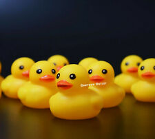 10 Rubber Duck Baby Shower Supplies Decorations Party Favors Boy Girl Recuerdos