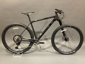 2020 Cannondale F-Si Hi-MOD 1 Large Hardtail MTB 29er Bike XTR Lefty MSRP $8200