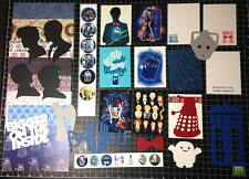 Doctor Who Scrapbooking Kit!!!  Project Life Timelords paper cards, die cuts