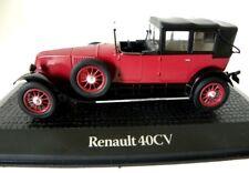 VOITURE DE CHEFS D'ETATS RENAULT 40 CV GASTON DOUMERGUE 1924  NOREV 1/43