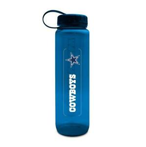 LOT OF TWO (2) DALLAS COWBOYS, 33 oz ,ENERGY, PLASTIC WATER BOTTLES