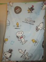 Snoopy & Woodstock Pillow Cover