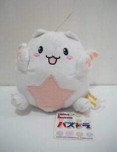 "Puzzle & Dragons Tamadra Eikoh 5"" Mascot Strap Plush TAG Toy Doll Japan"