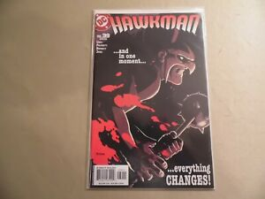 Hawkman #39 (DC 2005) Free Domestic Shipping