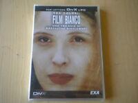 Tre colori. Film bianco Kieslowski  Zamachowski DIVX Polonia lingua italiano