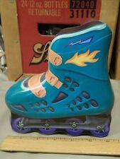 Extreme Sports '90s Rollerblade [METAL TIN] Skating Enthusiast Ltd Gift Box SK8