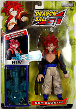 Dragonball Z ~ SS4 GOGETA (SERIES 16) ACTION FIGURE ~ JAKKS DBZ