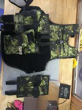 US Military Gear tactical vest for hunting camping fishing paintball airsoft