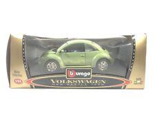 Bburago Volkswagen New Beetle Die Cast 1:24 Scale 1998