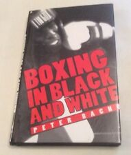 Peter Bacho Boxing in Black and White First Edition 1999