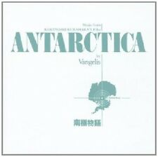 Vangelis Antarctica Film Soundtrack CD NEW SEALED