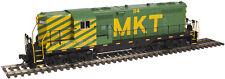 Mkt Railroad Gp-7 Diesel W/Esu Loksound & Dcc - Atlas Gold - Ready To Run Now!