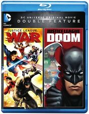 Dcu: Justice League - Doom / Dcu: Justice League -  (2016, REGION A Blu-ray New)