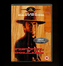 A Fistful of Dollars (DVD, 1964) western Clint Eastwood (REGION 2 not for USA)
