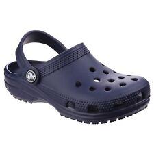 Crocs Boys & Girls Classic Kids Croslite Casual Comfort Clog Shoes UK 4 Navy 887350922851