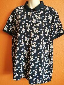 Farah unique polo shirt size XL spots